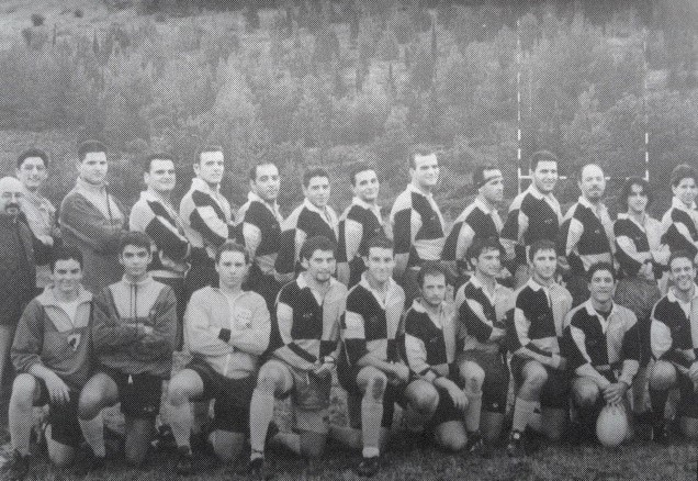 Avezzano Rugby - 40 anni di storia