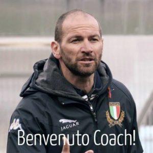 presentazione nuovo allenatore Avezzao Rugby Pierpaolo Rotilio
