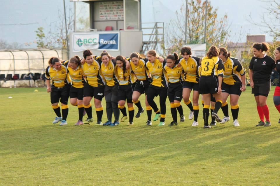 avezzano rugby femminile 2014