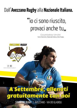 Mini Rugby Avezzano Rugby -Giovanbattista Venditti