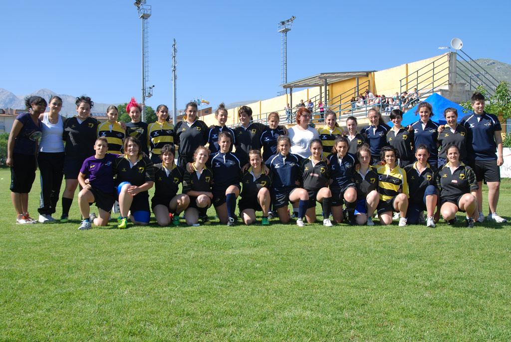 rugby femminile avezzano