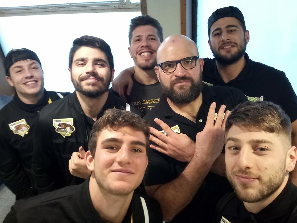 Serieb, messina - avezzano rugby