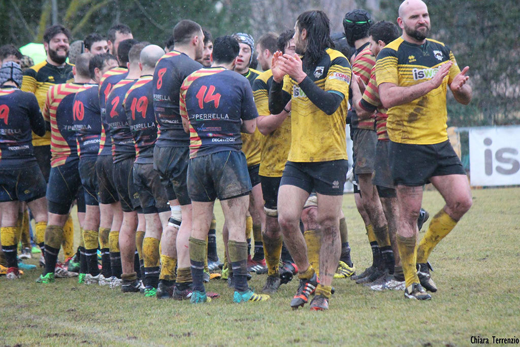Avezzano rugby vs Arechi rugby