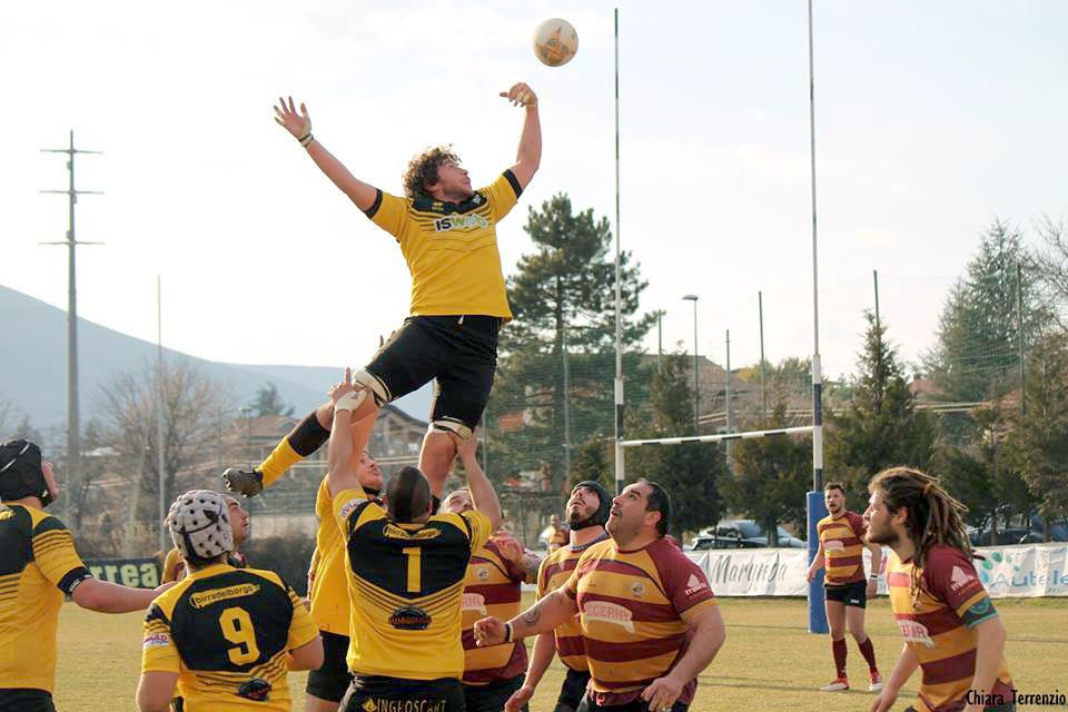 Avezzano - Frascati Rugby 2019