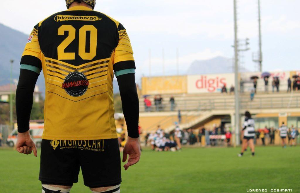 Maglia errea - Avezzano Rugby