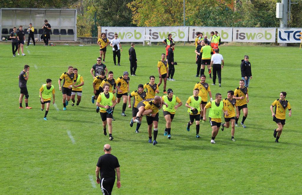 Under 18 elite - avezzano rugby, vittoria