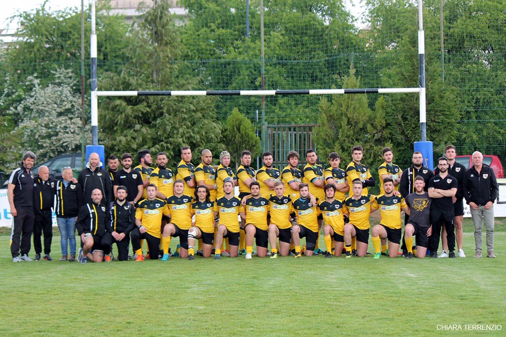 Serie B Avezzano Rugby 2018-19