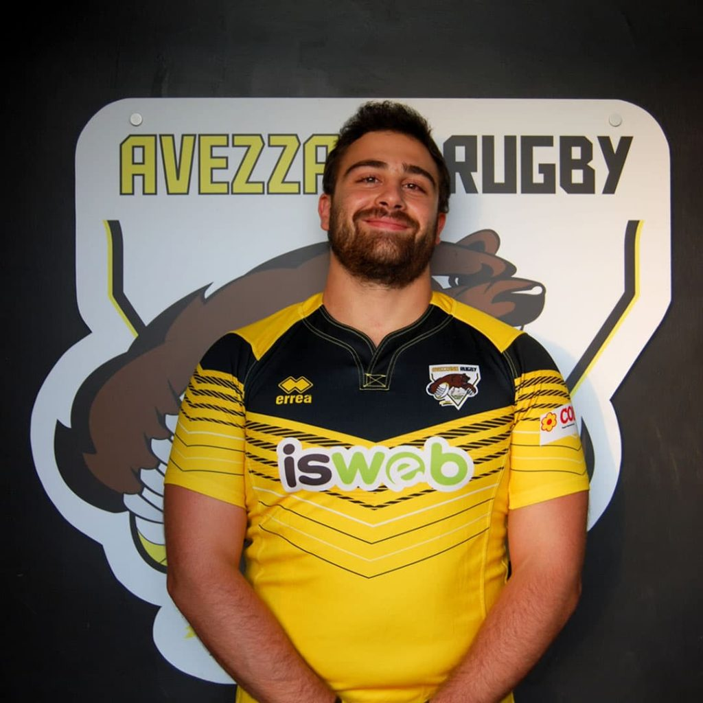 Alessandro Troiani - Avezzano Rugby