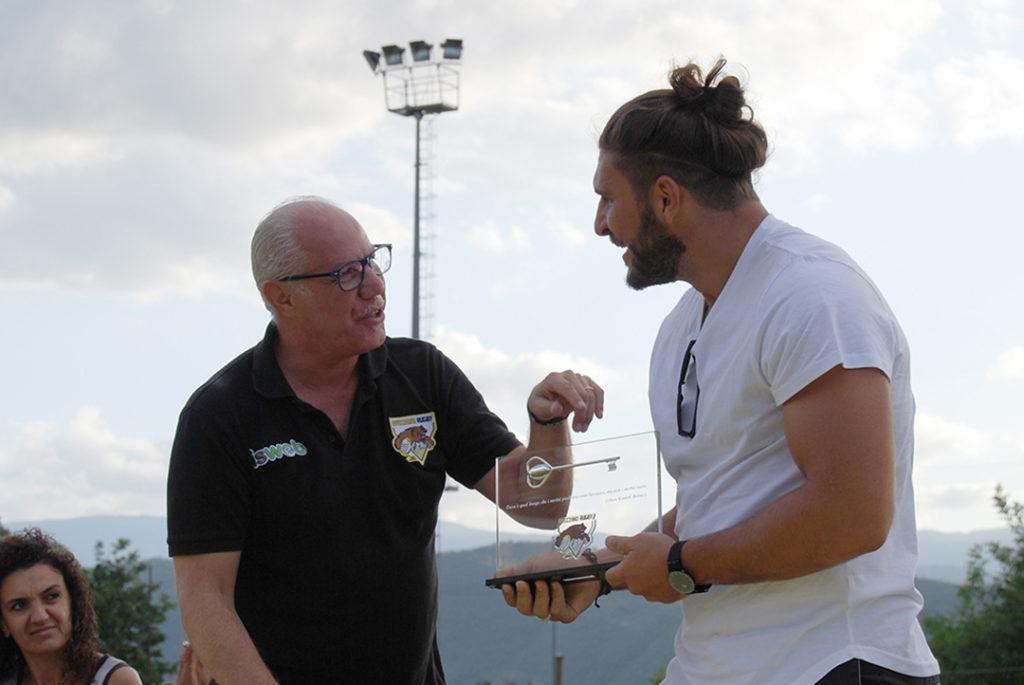 Venditti Responsabile Sviluppo Club dell'Avezzano Rugby