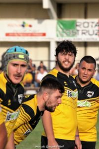 Dario Dasha - Avezzano Rugby