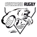 logo Avezzano Rugby black and white