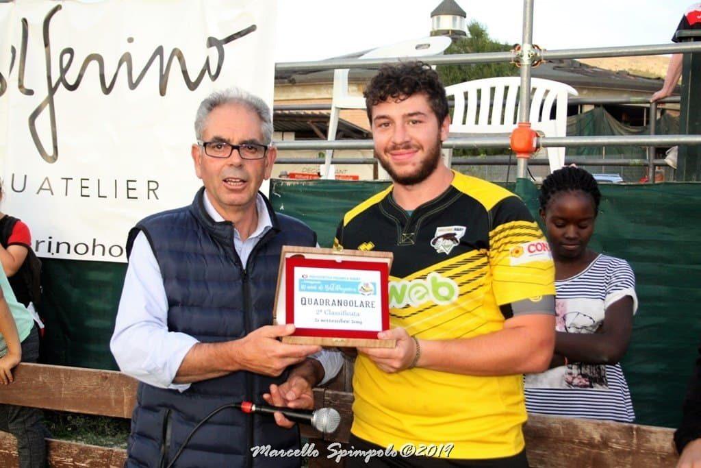 Michele Costantini - Avezzano rugby