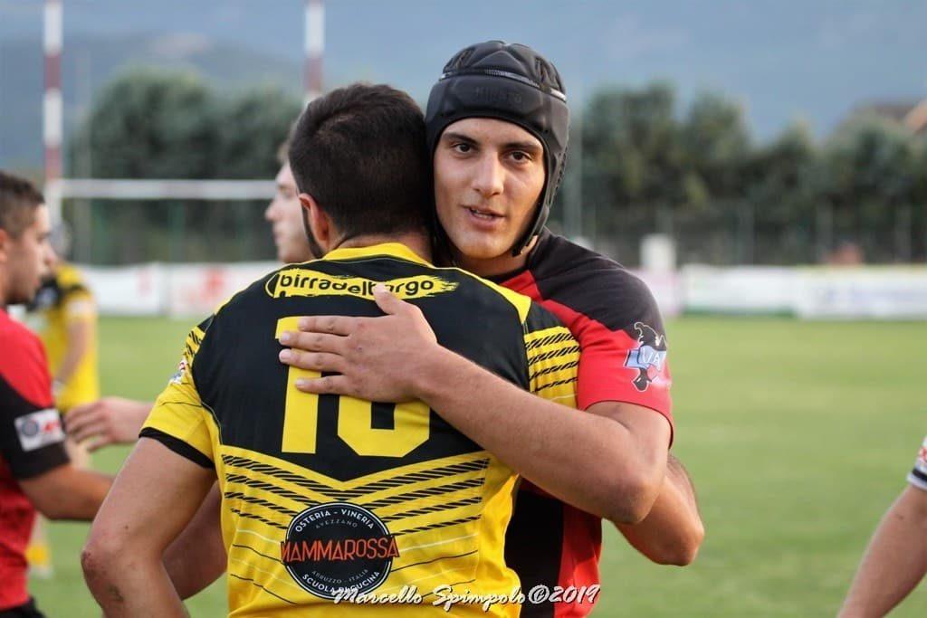 Avezzano rugby vs Paganica