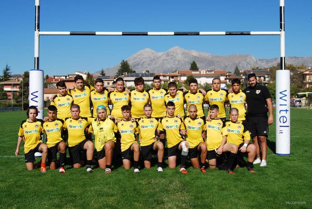 Under 16 Avezzano Rugby 2019/20
