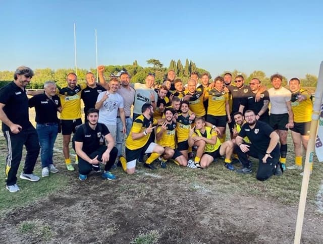 terzo tempo - roma olimpic rugby club vs avezzano rugby