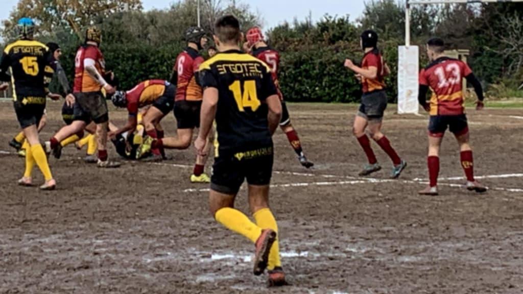 Uunder 18 Avezzano vs Frascati Rugby