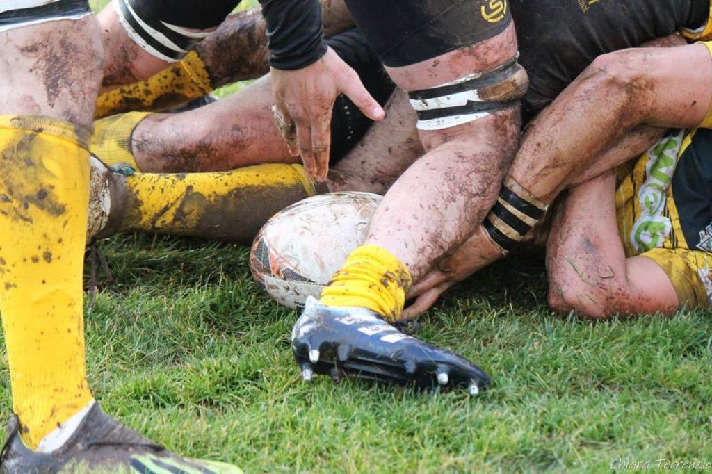 avezzano rugby- mischia
