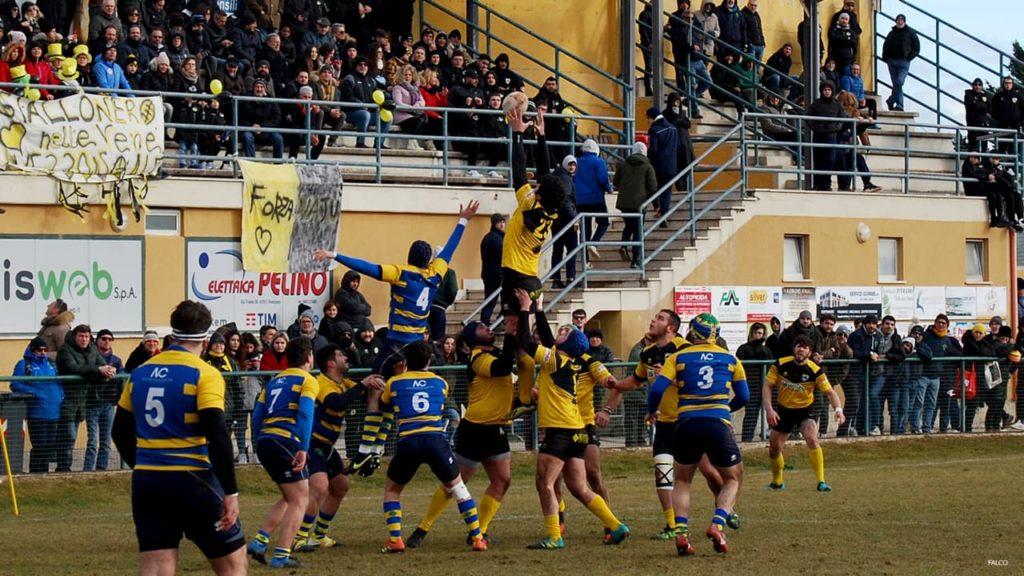 Stadio del rugby - fasi di gioco Avezzano Rugby