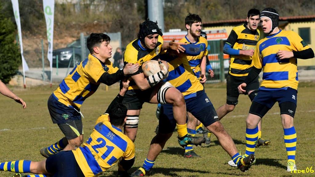 under 18elite - avezzano vs primavera-rugby