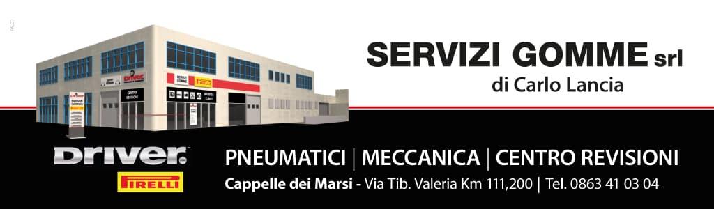 Servizi gomme - pirelli, Driver. Cappelle dei Marsi - Tel. 0863 41 03 04