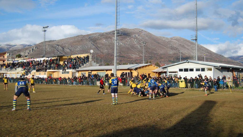 stadio del rugby - Avezzano