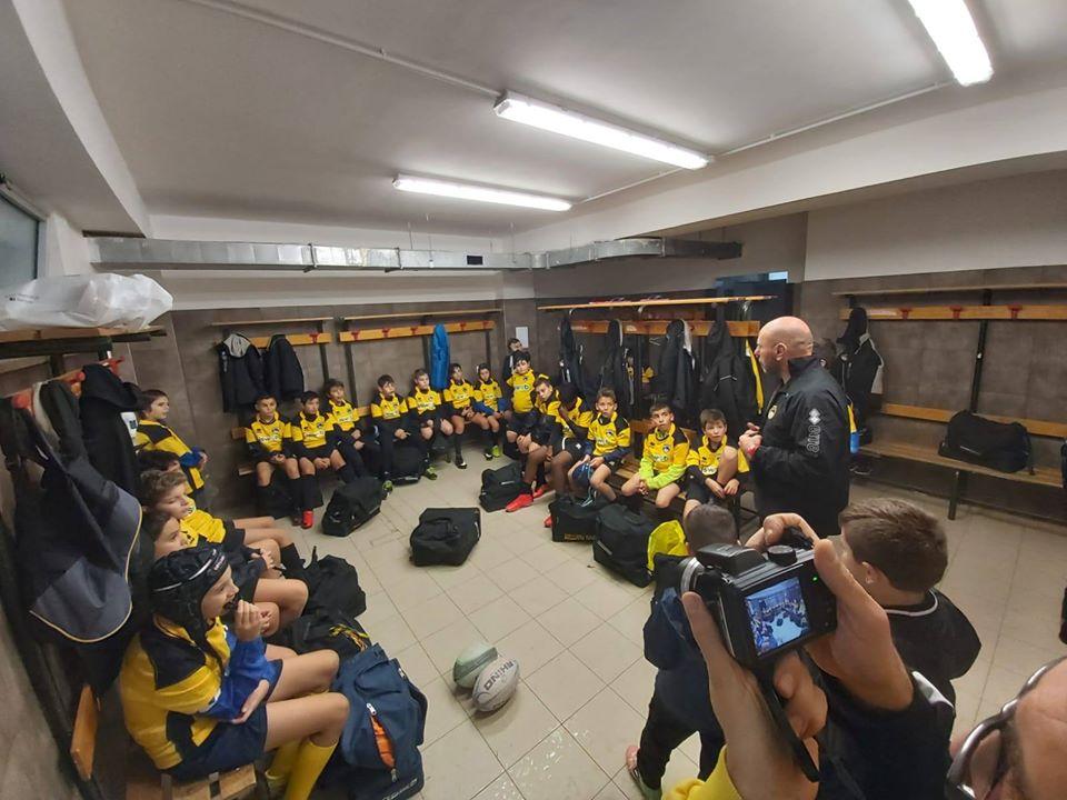 Avezzano Rugby Junior - spogloiatoi