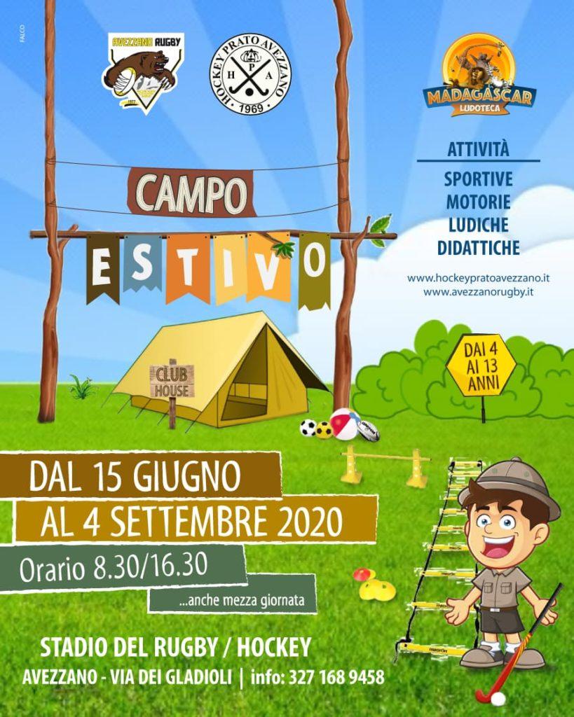 Campo Estivo - Stadio del Rugby, Avezzano