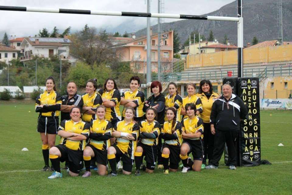 Avezzano rugby femminile