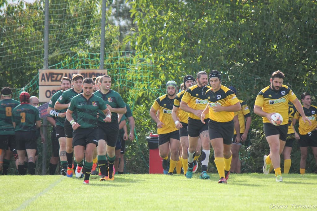 test match avezzano rugby - arnold rugby roma