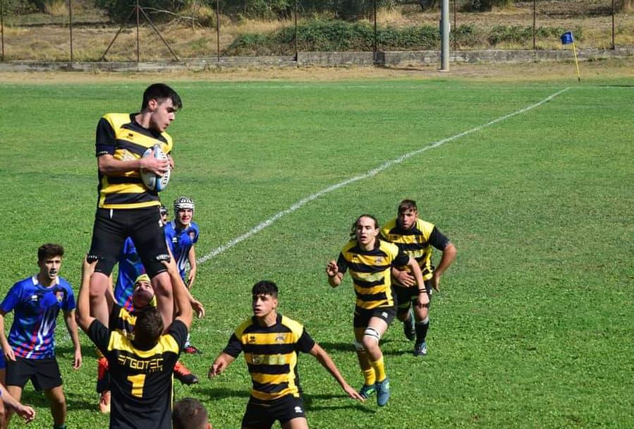 viterbo rugby vs avezzano rugby