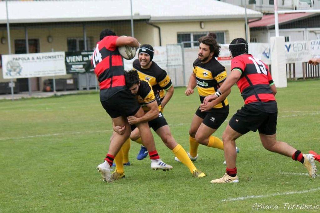 Placcaggio rugby